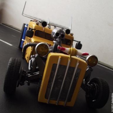 Diabolic Taxi