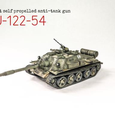 СУ-122-54 позднего типа