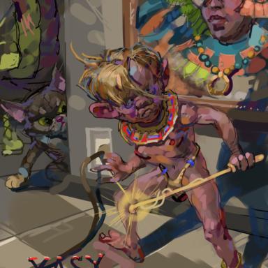 EASY JATERE - мексиканская мифология