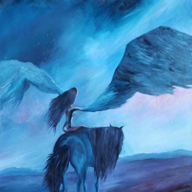 Однажды у нас вырастут крылья