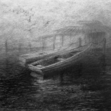 023 Лодки на воде