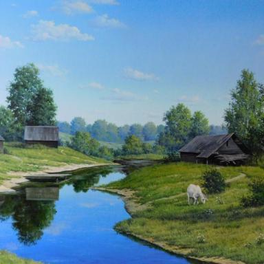 Брошенный хутор