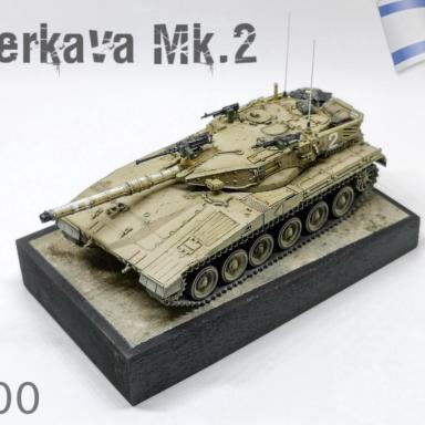 Merkava Mk.2