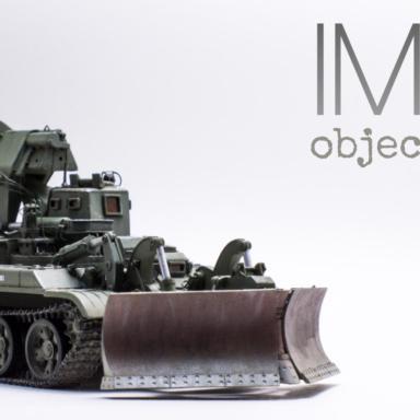 ИМР-1, объект 616а
